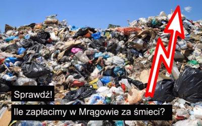 Ile zapłacimy za śmieci w 2021 roku! Zapraszamy na transmisję XXVII Sesji Rady.