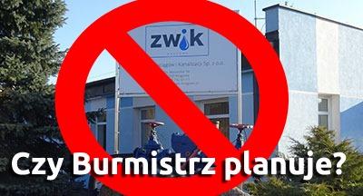Czy Burmistrz planuje przejęcie ZWiKu przez MEC?